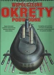 Okładka książki Współczesne okręty podwodne