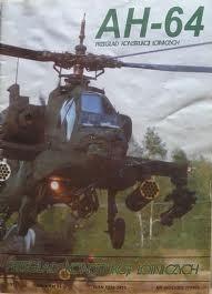 Okładka książki AH-64