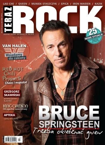Okładka książki Teraz Rock, nr 3 (109) / 2012