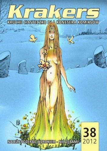 Okładka książki Krakers. Kruche ciasteczko dla konesera komiksów nr 38/2012