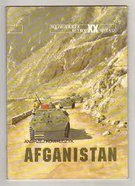 Okładka książki Afganistan 79-89
