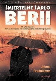Okładka książki Śmiertelne żądło Berii