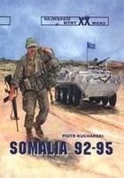 Okładka książki Somalia 92-95