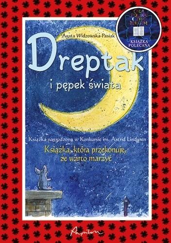 Okładka książki Dreptak i pępek świata
