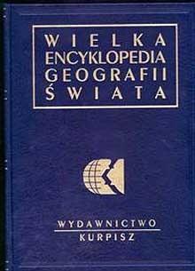 Okładka książki Wielka Encyklopedia Geografii Świata - Wody Ziemi