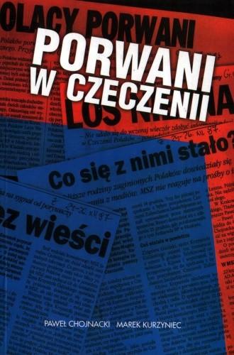 Okładka książki Porwani w Czeczenii