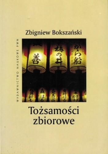 Okładka książki Tożsamości zbiorowe