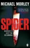 Okładka książki Spider