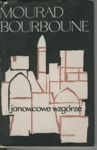 Okładka książki Janowcowe wzgórze