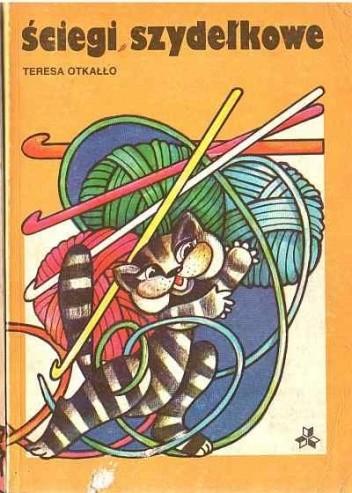 Okładka książki Ściegi szydełkowe
