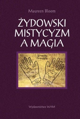 Okładka książki Żydowski mistycyzm a magia