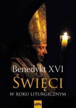 Okładka książki Święci w roku liturgicznym