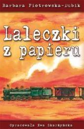 Okładka książki Laleczki z papieru