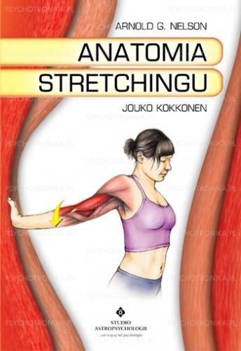 Okładka książki Anatomia stretchingu