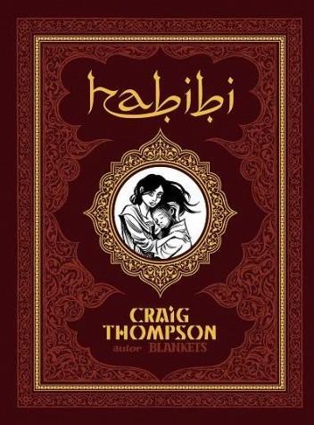 Okładka książki Habibi