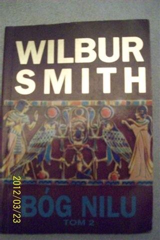 Okładka książki Bóg Nilu tom 2