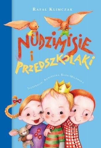 Okładka książki Nudzimisie i przedszkolaki