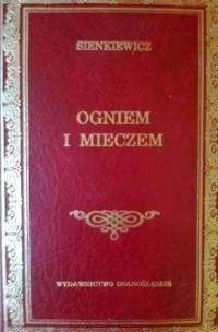 Okładka książki Ogniem i mieczem