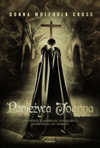 Okładka książki Papieżyca Joanna