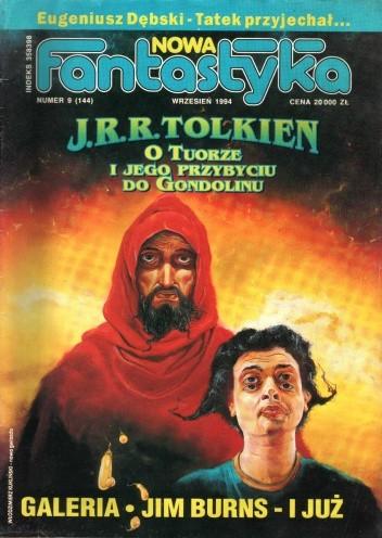 Okładka książki Nowa Fantastyka 144 (9/1994)