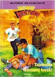 Okładka książki Tajemnica tańczącej beczki