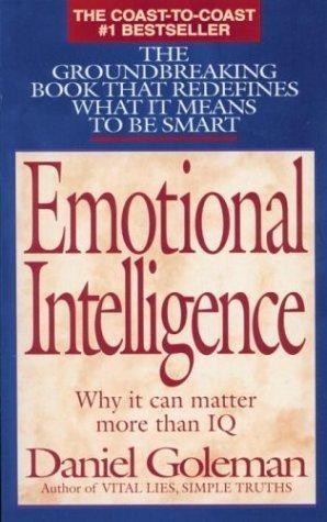 Okładka książki Emotional Intelligence