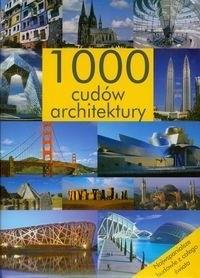 Okładka książki 1000 cudów architektury