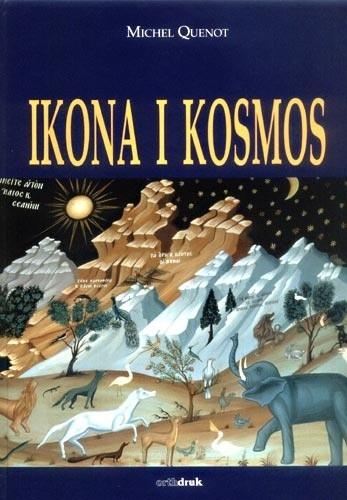 Okładka książki Ikona i Kosmos