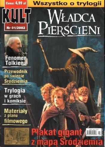 Okładka książki Kult 01/2002