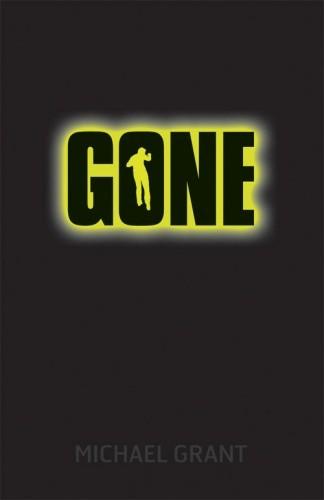 Okładka książki Gone
