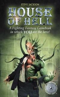 Okładka książki House of Hell
