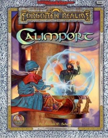 Okładka książki Calimport