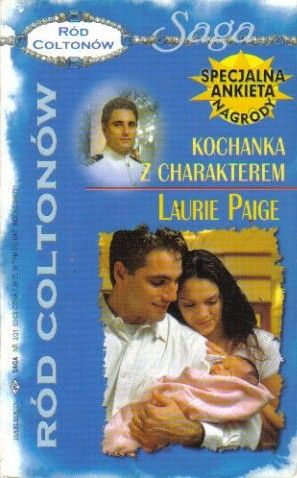 Okładka książki Kochanka z charakterem