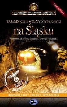 Okładka książki Tajemnice II wojny światowej na Śląsku