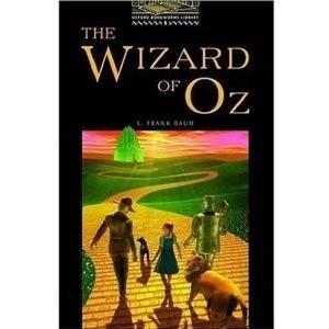 Okładka książki The Wizard of Oz