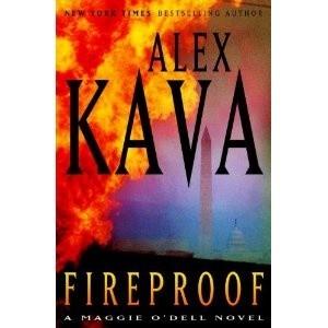 Okładka książki Fireproof