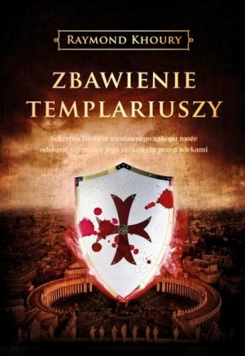 Okładka książki Zbawienie templariuszy