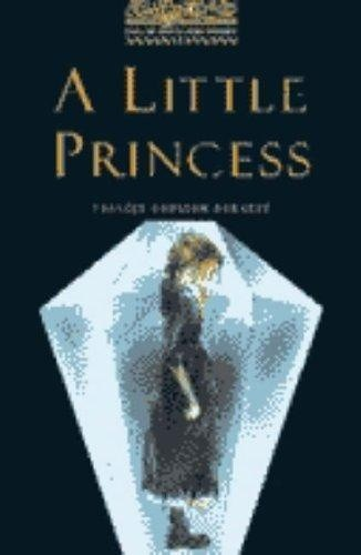 Okładka książki A Little Princess
