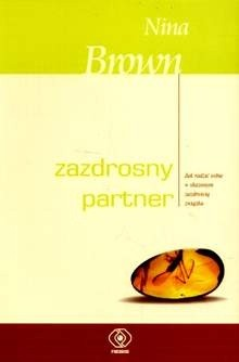 Okładka książki Zazdrosny partner