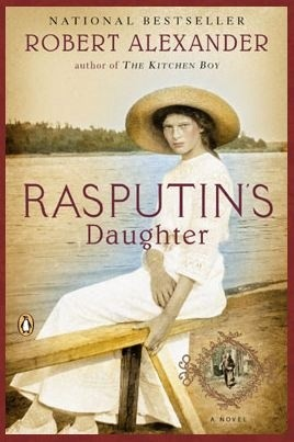 Okładka książki Rasputin's Daughter