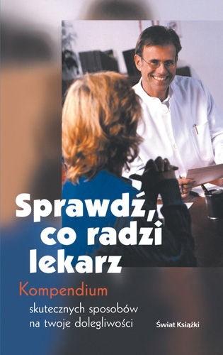 Okładka książki Sprawdź, co radzi lekarz