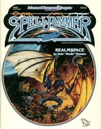 Okładka książki Realmspace