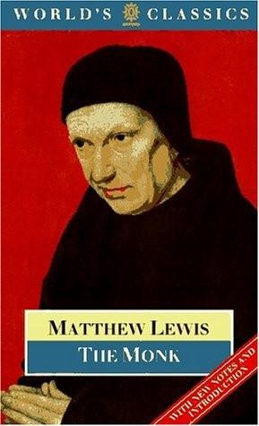 Okładka książki The Monk