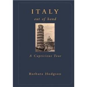 Okładka książki Italy out of hand. A capricious tour