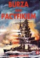Okładka książki Burza nad Pacyfikiem. Tom 2