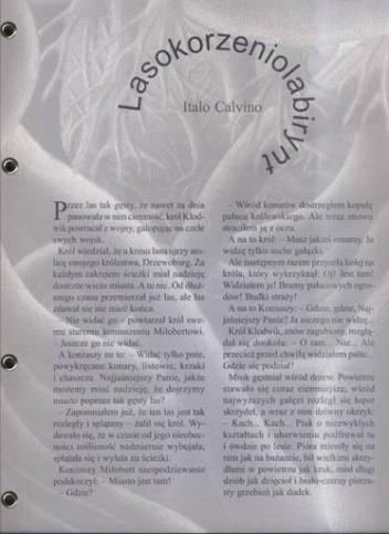 Okładka książki Lasokorzeniolabirynt
