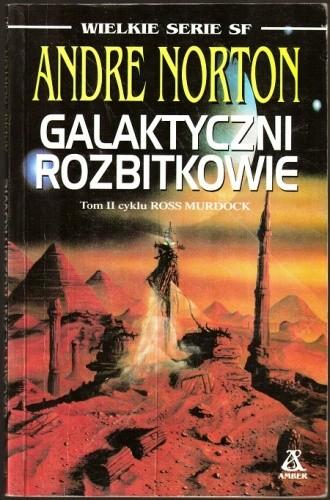 Okładka książki Galaktyczni Rozbitkowie