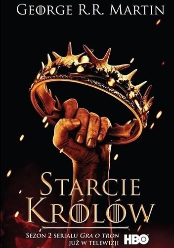 Okładka książki Starcie królów