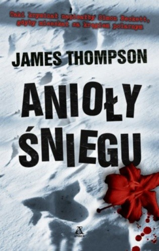 Okładka książki Anioły śniegu