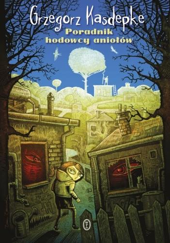 Okładka książki Poradnik hodowcy aniołów